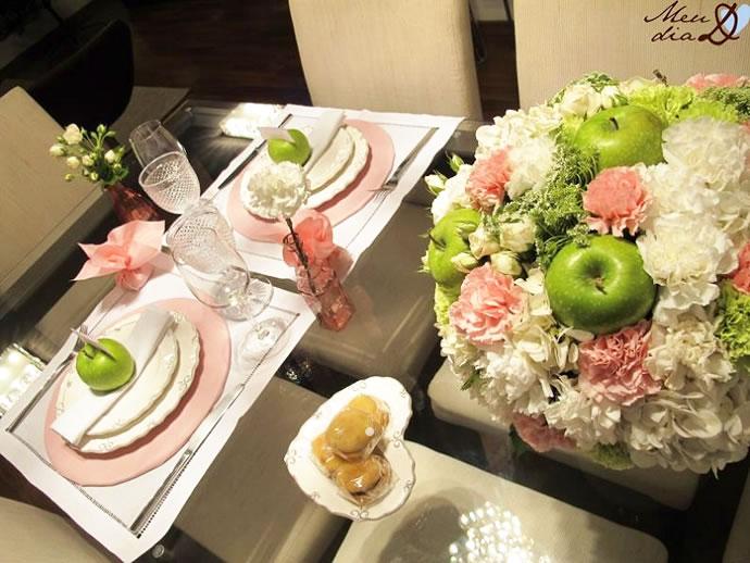 bodas flores e frutas